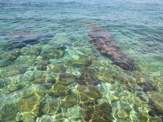 Croatian sea, Dubrovnik - 2014.